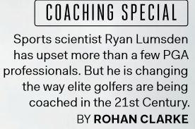 The Biomechanist - Golf Digest 2015